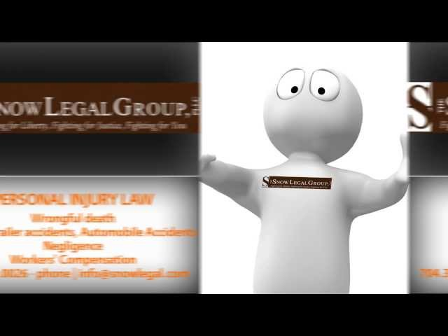 Personal Injury,Medical Malpractice, Criminal Law,Charlotte,NC, ATTORNEY, Www.snowlegal.com