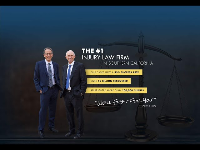 Injury Law Firm – The Law Offices Of Larry H. Parker